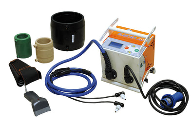 RITMO Elektra 315 High Pressure Electro fusion pipe welding machine