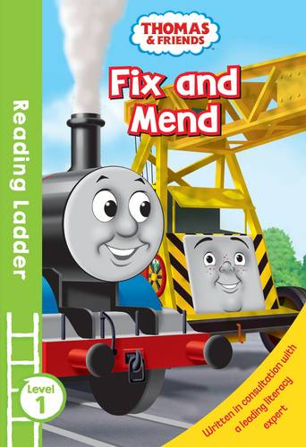 Reading Ladder 1 Thomas & Friends: Fix & Mend