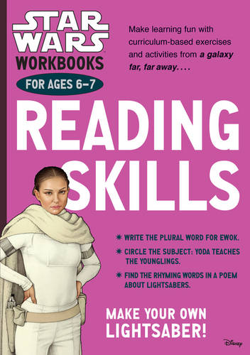 Star Wars Workbook: Reading Skills (Ages 6-7)