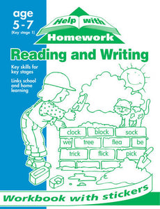 Help with Homework: Reading & Writing (Age5-7)