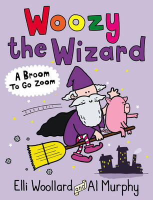 Woozy Wizard: Broom to go Zoom
