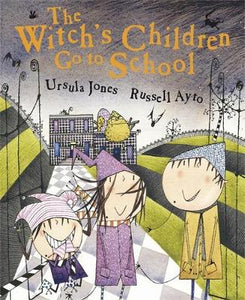 Witch's Children Go to School