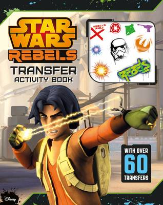 Star Wars Rebels Transfer Book