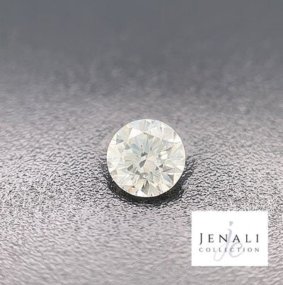 Round Brilliant Cut Diamond - SA EGL LAB Number 201110429/131024