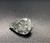 Pear shape brilliant cut diamond
