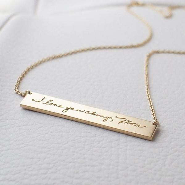 Signature Bar Pendant