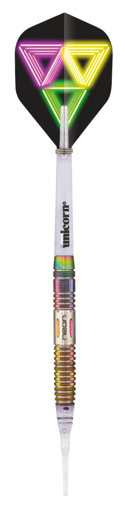 Unicorn Soft Tip Neon 2