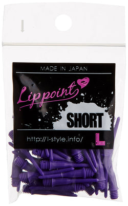L-Style Lippoint Short Lip Soft Tip Points
