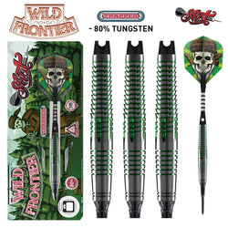Shot Wild Frontier Trapper Soft Tip Darts