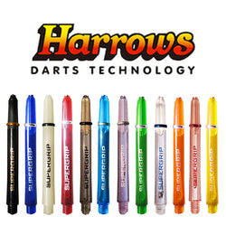 Harrows Supergrip Dart Shafts