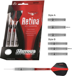 Harrows Retina Soft Tip Darts
