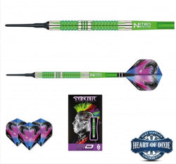 Red Dragon Peter Wright Mamba 2 Soft Tip Darts