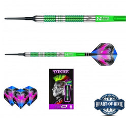 Red Dragon Peter Wright Mamba Soft Tip Darts