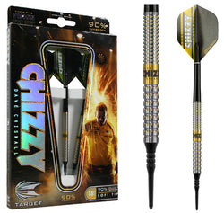 "Target Dave ""Chizzy"" Chisnall Pixel Soft Tip Darts"
