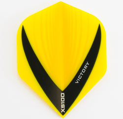 Victory Standard Vista XS100 Extra Strong Dart Flights