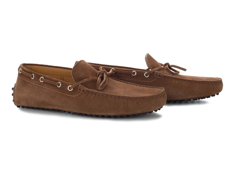 Brown Scuro Suede