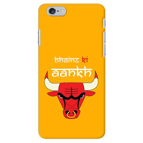 Kasemantra Bhains Ki Aankh Case for Apple iPhone 6-6s Plus
