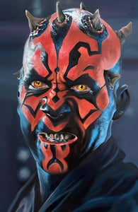 Darth Maul Print
