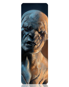 Azog Metal Bookmark