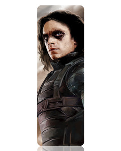 Bucky Metal Bookmark