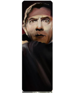 Dracula Metal Bookmark