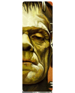 Frankenstein Metal Bookmark