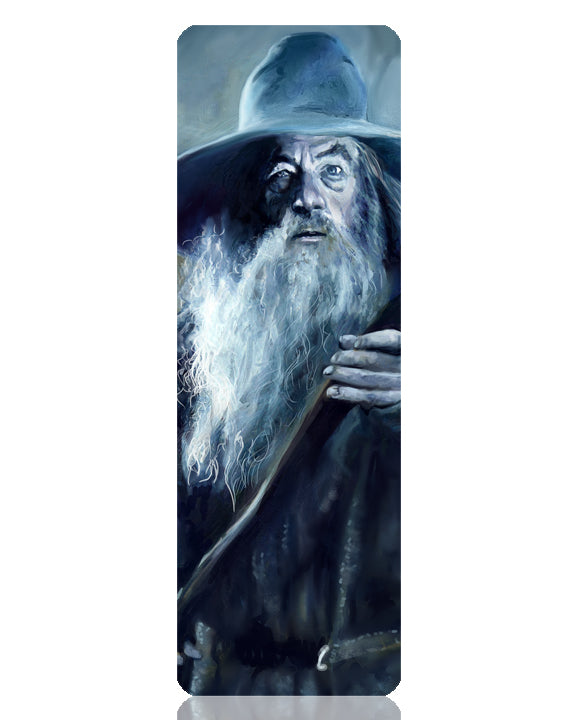 Gandalf Metal Bookmark
