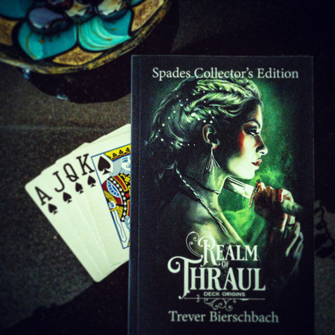 Realm of Thraul Spades Collector's Edition