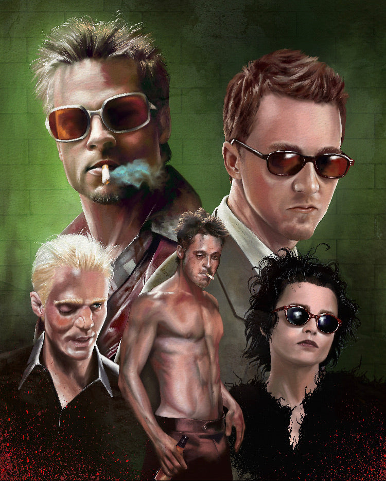 Fight Club Print