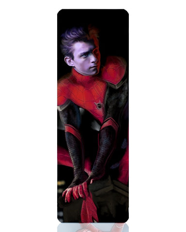 Tom Holland Spiderman Metal Bookmark