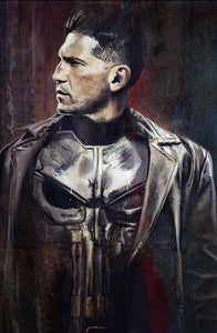 Punisher Print