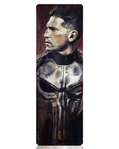Punisher Metal Bookmark