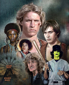 The Warriors Print