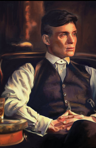 Tommy Shelby Print