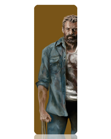Logan Metal Bookmark