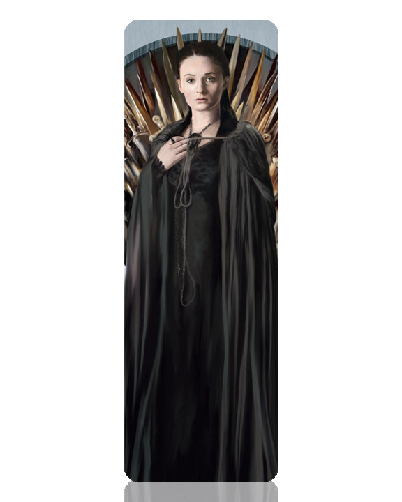 Sansa Stark Metal Bookmark