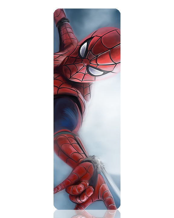 Spidey Metal Bookmark