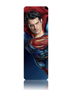 Superman Metal Bookmark