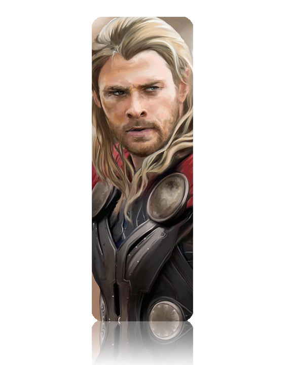 Thor Metal Bookmark