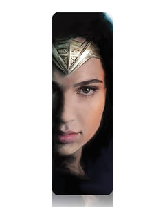 Wonder Woman Metal Bookmark