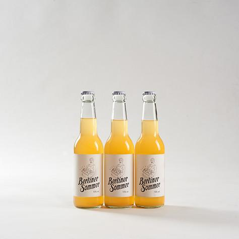 Berliner Sommer Apple & Lime | 3x 0,33l