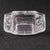 Mirror clear COUSTOM shell for GBA