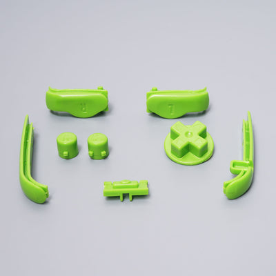 Button and Bumper Set For GBA