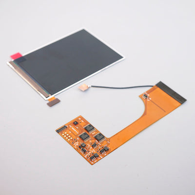 GBC IPS BACKLIGHT LCD KITS