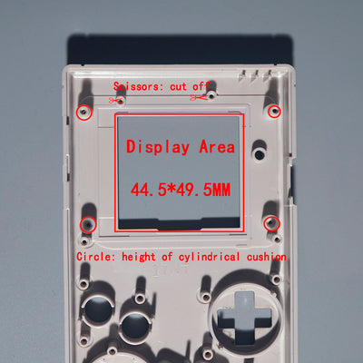 DMG RETRO PIXEL IPS LCD KIT