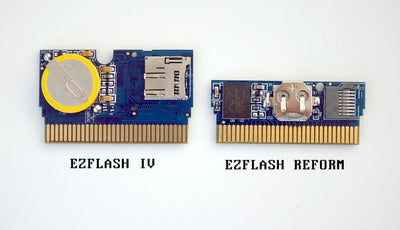 EZ-Flash IV / Mrico SD / Official New, 2.05 version / GameBoy - GBA / GBASP /DSL
