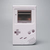 "GameZone Mini Retro Game Boy Pocket 8-Bit ""118 in 1"" White"