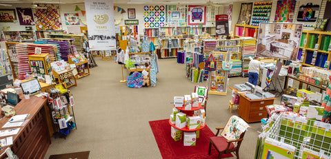 About Us Loving Stitches Quilt Shop