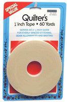 "Quilters Tape 1/4""X60YD"