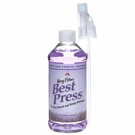 Best Press Spray lavender